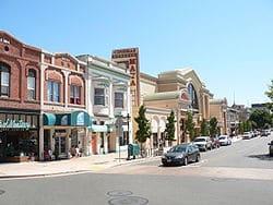 Old Main Street, Salinas