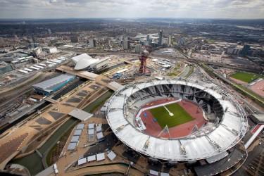London 2012 Olympic Games Stadium
