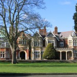 Bletchley Park Mansion Today